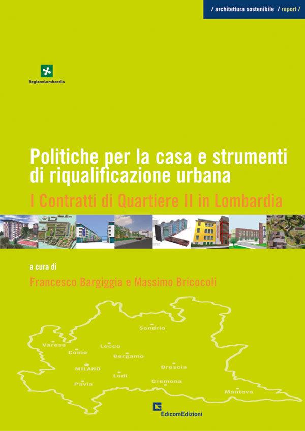 Politiche per la casa e strumenti di riqualificazione urbana copertina