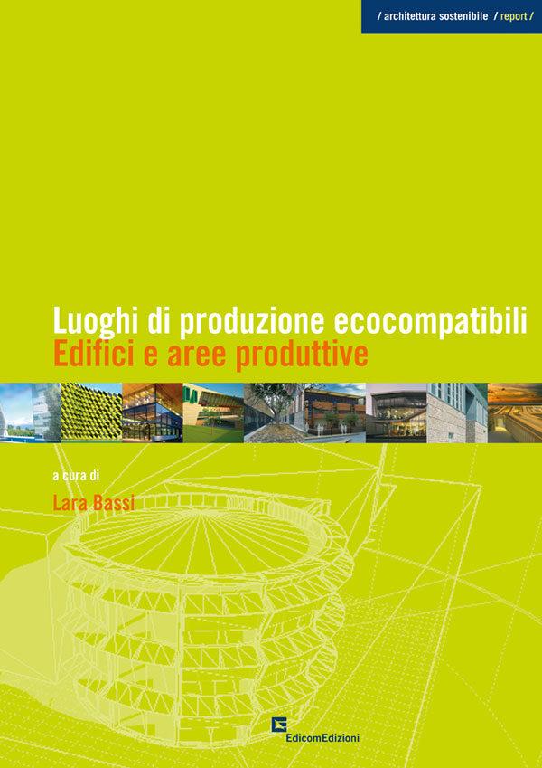 Luoghi di produzione ecocompatibili copertina