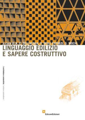 Linguaggio edilizio e sapere costruttivo