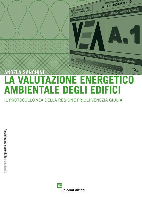 La valutazione energetico ambientale degli edifici copertina