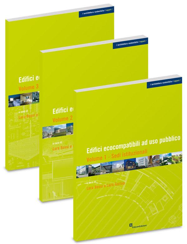 Edifici pubblici 3 volumi
