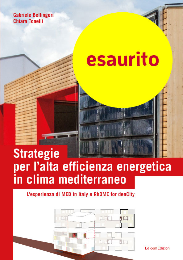 strategie per l'alta efficienza energetica in clima mediterraneo