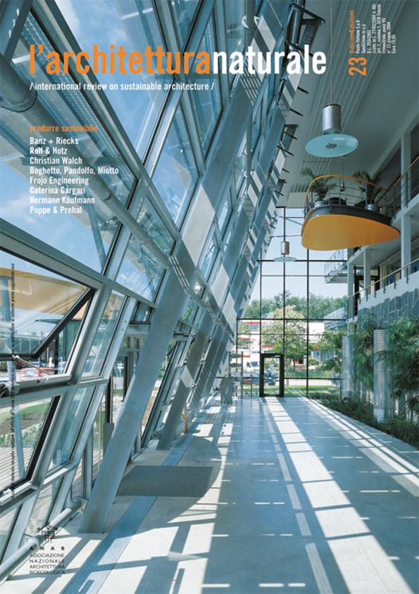 l'architettura naturale 23