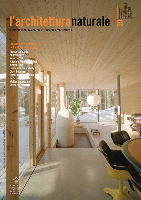 l'architettura naturale 29