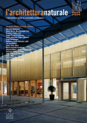 l'architettura naturale 32-33