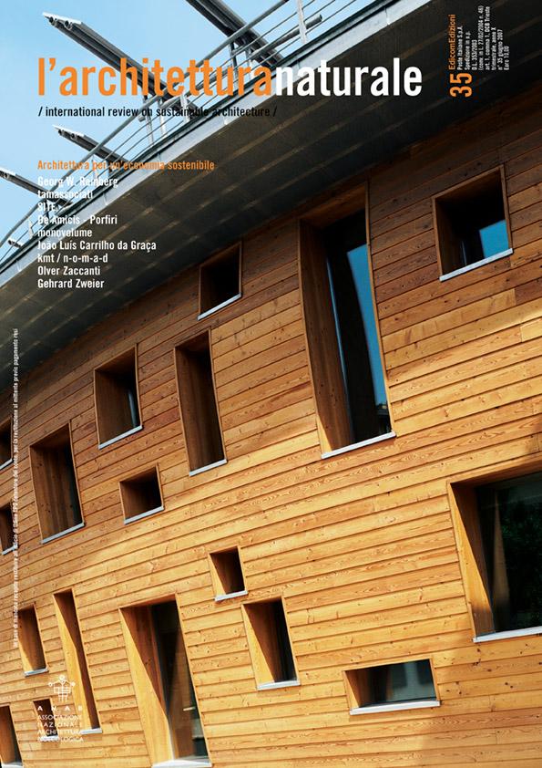l'architettura naturale 35