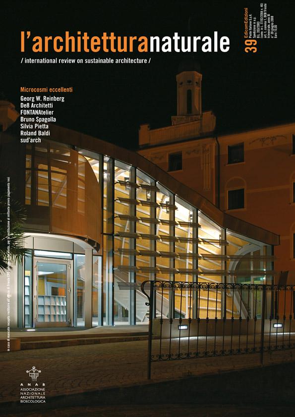 l'architettura naturale 39