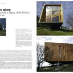 casa in acciaio e legno