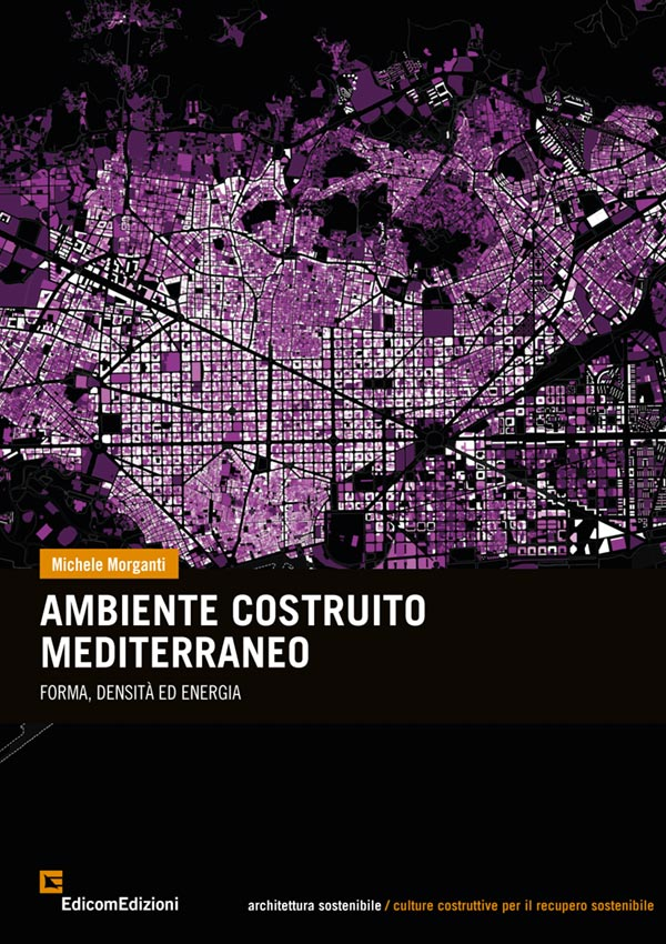 copertina libro Ambiente costruito mediterraneo