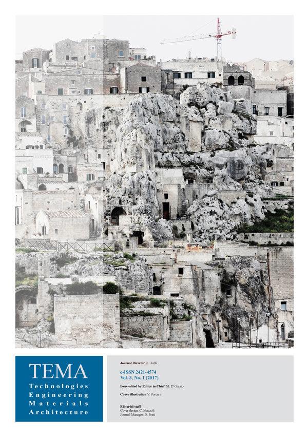 copertina TEMA vol 3 n 1