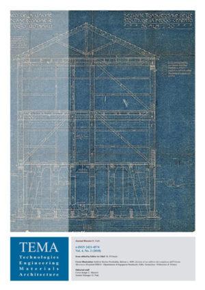 copertina TEMA Vol 4 N 2 2018