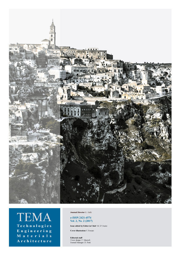 copertina TEMA vol 3 n 2