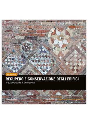 copertina libro Recupero e conservazione degli edifici