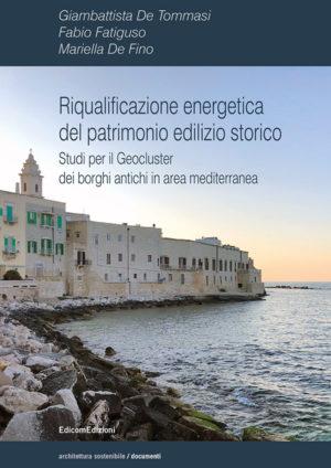 copertina libro Riqualificazione energetica del patrimonio edilizio storico