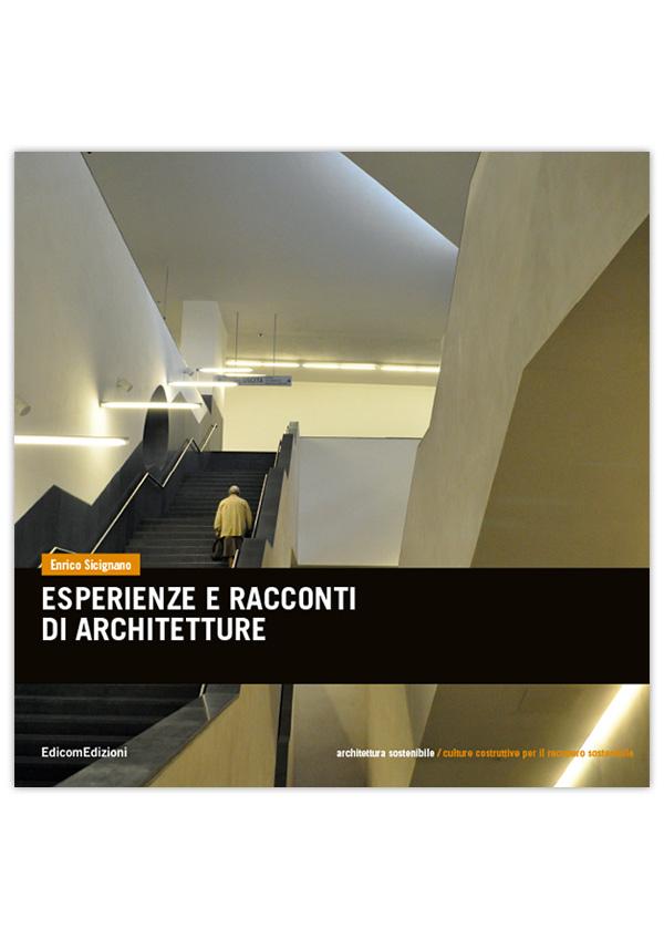 copertina libro Esperienze e racconti di architetture