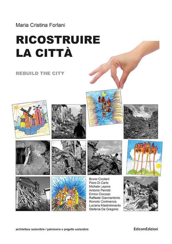 copertina volume Ricostruire la città