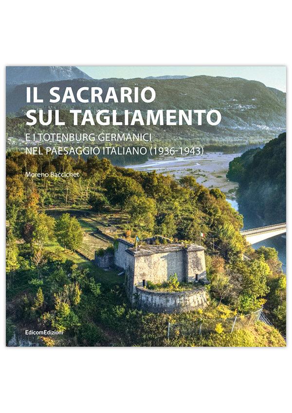 copertina volume Il sacrario sul Tagliamento