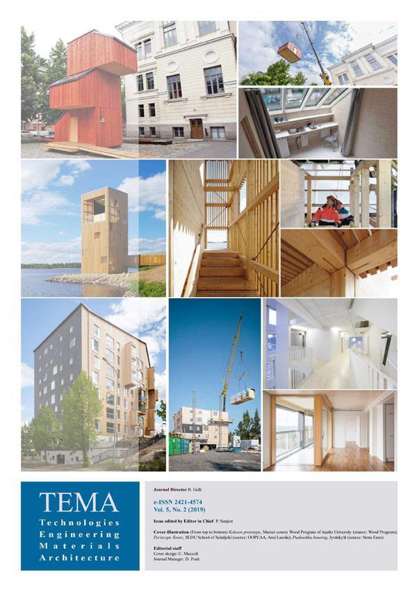 copertina TEMA vol. 5 n. 2