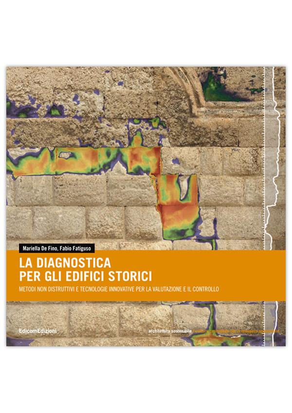 copertina La diagnostica per gli edifici storici