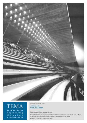 copertina TEMA vol. 6 n. 2 2020